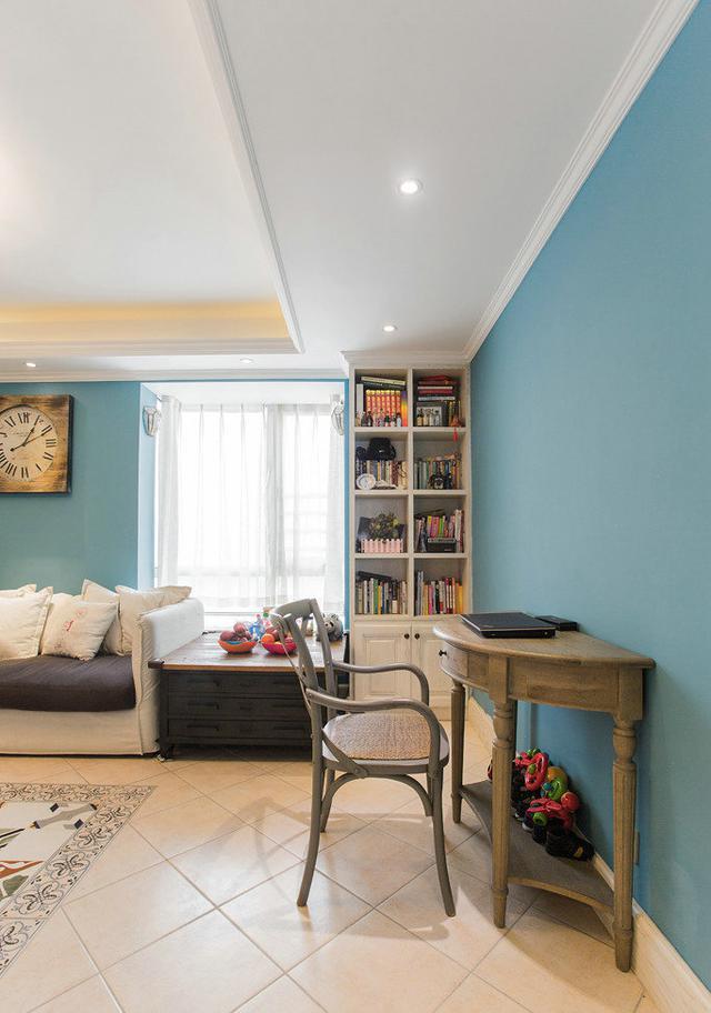 家里地面的瓷砖选什么颜色?漂亮又好收拾!