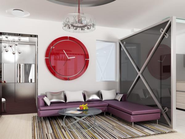 抽个空,给你家客厅换个装修,换个设计?