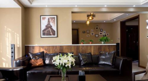 客厅隔断墙设计,让生活变得更加美好