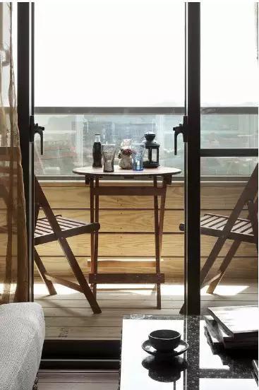 小户型阳台设计攻略,教你设计一款心仪的阳台