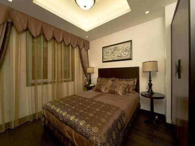 装修技巧:超舒适的卧室设计,搭配得好赞!