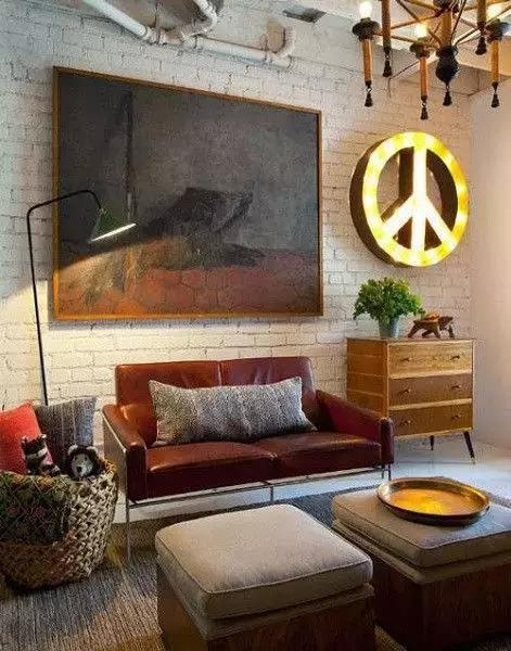 可以借鉴!老外的客厅到底和你的哪里不一样?