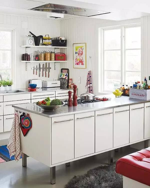 一样又不一样的厨房,还怕老婆不下厨?