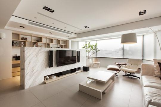 如何打造简约风格的客厅 有哪些方法