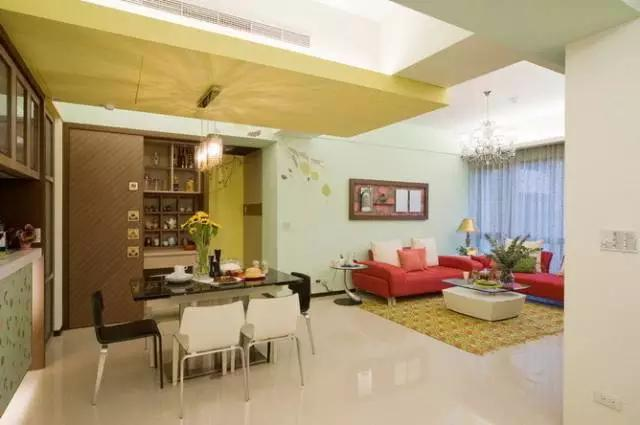 装修技巧:看看人家的客厅,这样设计才最利用空间!