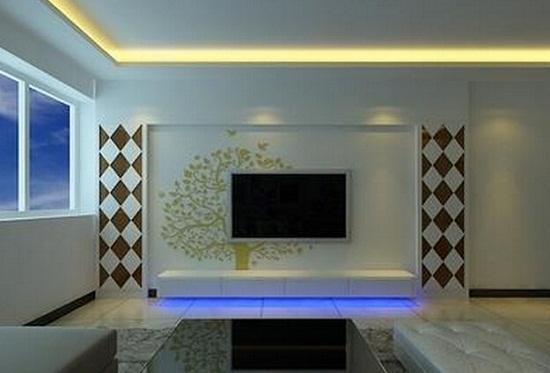 小电视墙有什么用 家居装修应注意什么