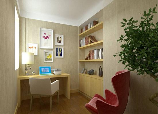 小书房设计技巧有哪些 有哪些注意事项