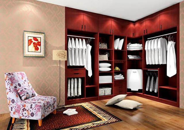 整体衣帽间装修效果图 衣帽间衣柜定制就要这样的!