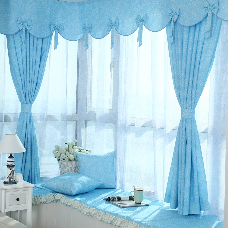 飘窗窗帘怎么装 窗帘安装技巧