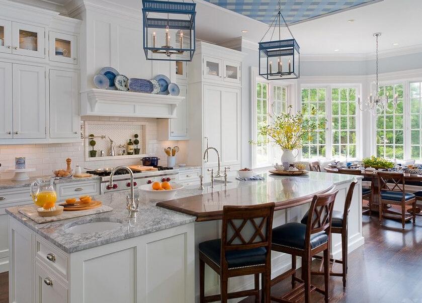 厨房装修 厨房吊顶安装知识