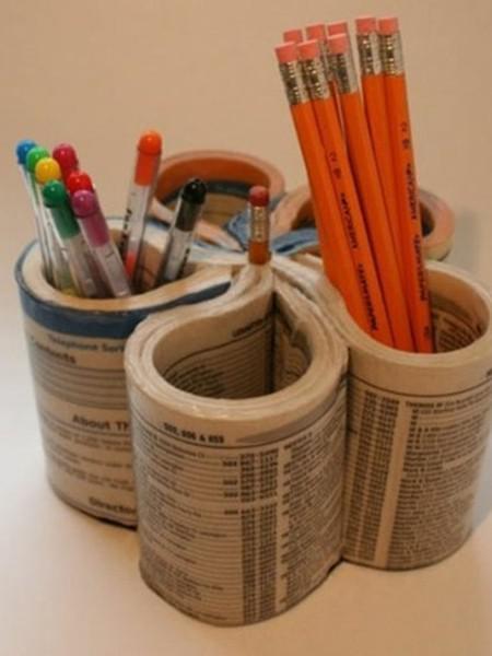 9款创意笔筒触活力