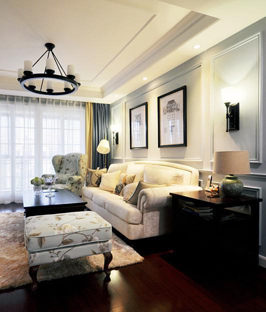 小资风格家装,让家变得更加清新自然