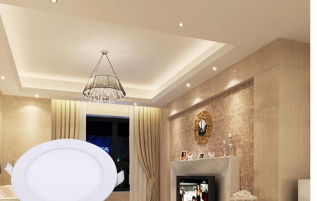 挂灯具 要多加多层板与吊顶