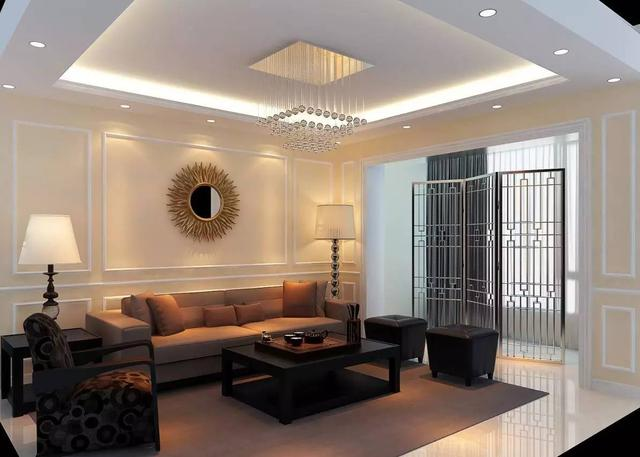 如此漂亮的天花板设计,你一定会喜欢!