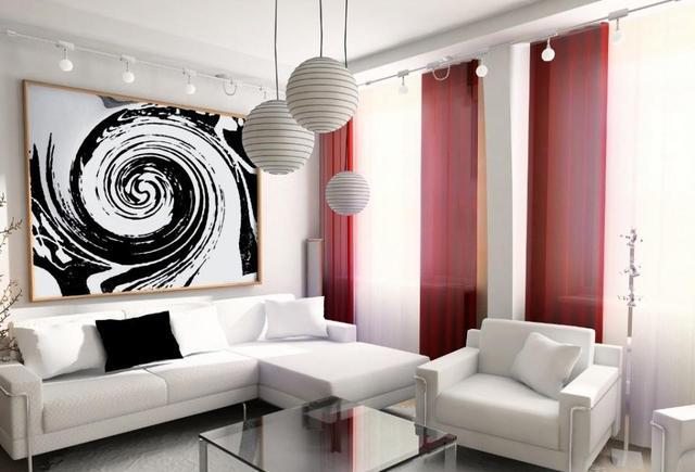 这些客厅背景墙装修保证惊艳到你!