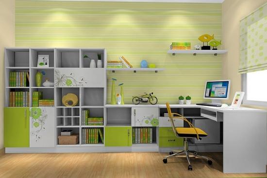 转角书柜 各种精美设计各种高端大气!