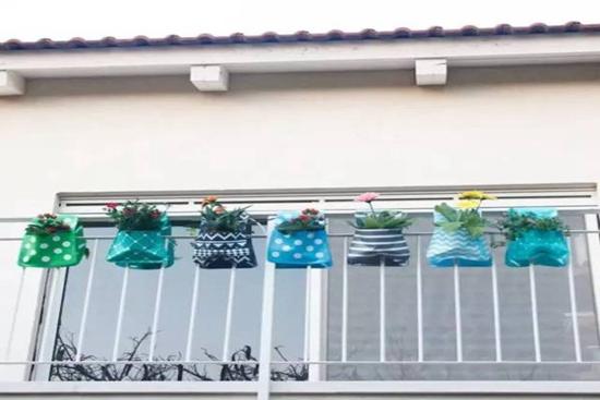 小阳台也有别墅范 16款小户型阳台设计