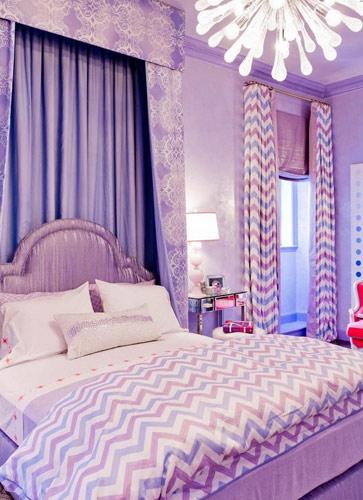 床头还挂婚纱照?8种卧室背景墙方案