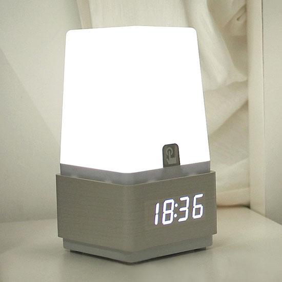 8款创意小夜灯,孤单时就让TA陪着你吧!