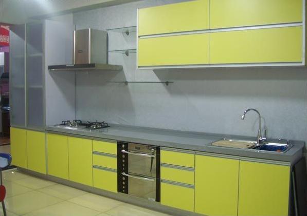 厨柜效果图之颜色搭配技巧