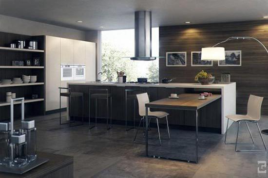 厨房设计 厨房装修效果图
