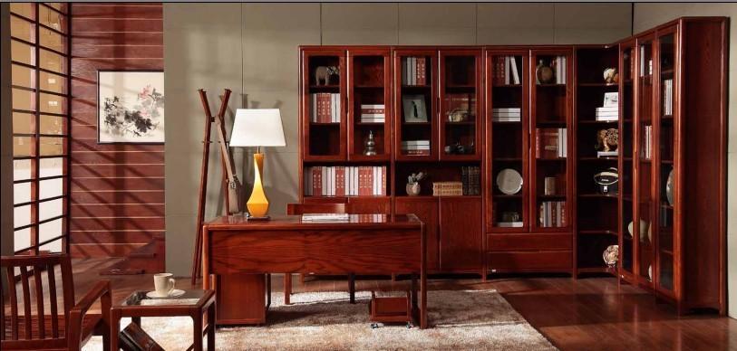 有品味又不装逼的转角书柜是怎样的?