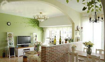 房子装修 简约风格 实用型