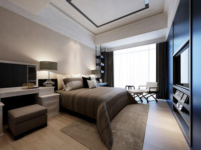 增添卧室光彩 卧室装修效果图设计技巧