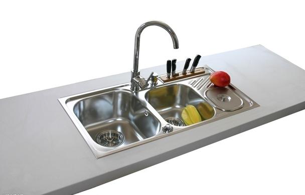 厨房装修必读  厨房水槽选购技巧
