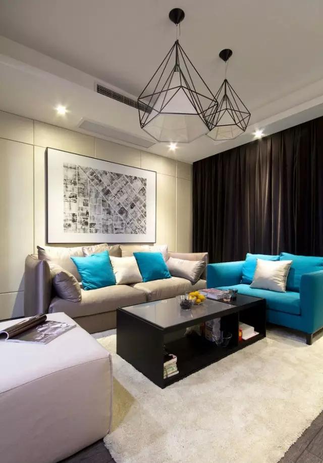 如此用心设计的卧室灯效果图,一辈子宅在家也愿意!