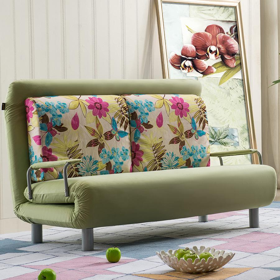 给蜗居添彩 小户型沙发的摆放也要有创意!