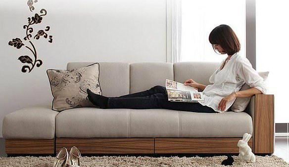 别小看小户型沙发 用起来就知道它有多厉害!
