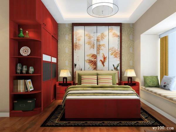 背景墙设计的四大主题  卧室背景墙效果图