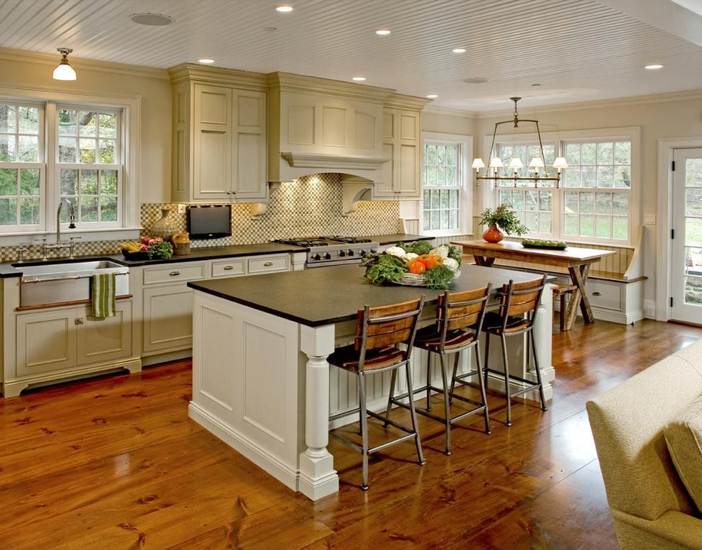 结合厨房餐厅的辽阔空间 开放式厨房的三大优点