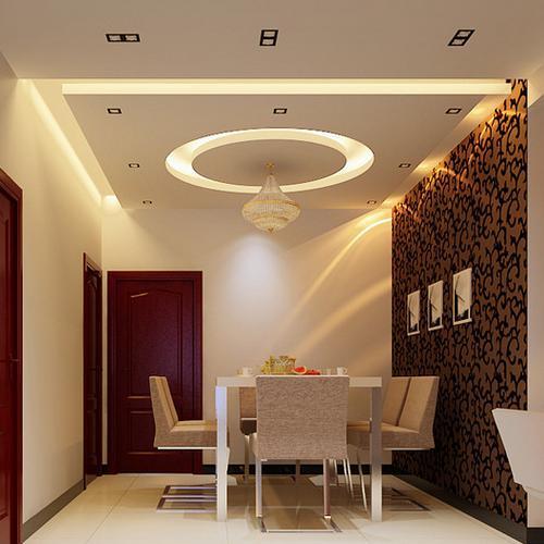 餐厅设计效果图欣赏 餐厅设计方案