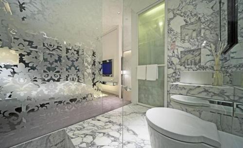 厕所装修图 实用厕所装修原则