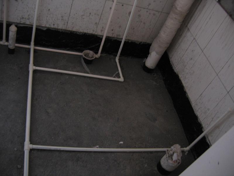 厕所漏水材料及施工要点