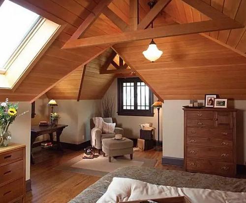 卧室设计实景图 卧室装修效果图