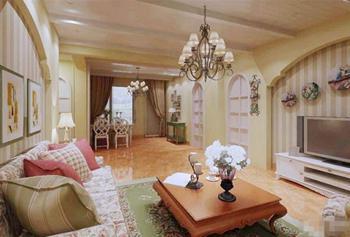 旧房装修设计推荐 时尚装修效果图