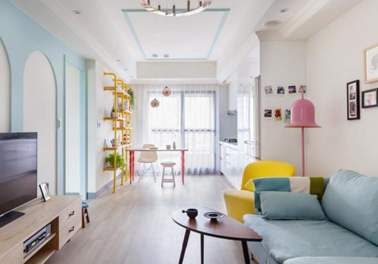 小户型家装设计 小户型家装效果图