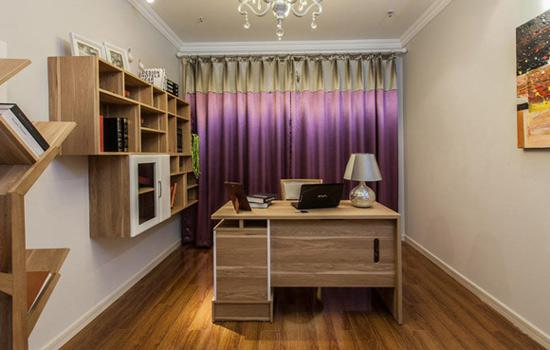 宜家装修效果图打造墙面储物高清图片