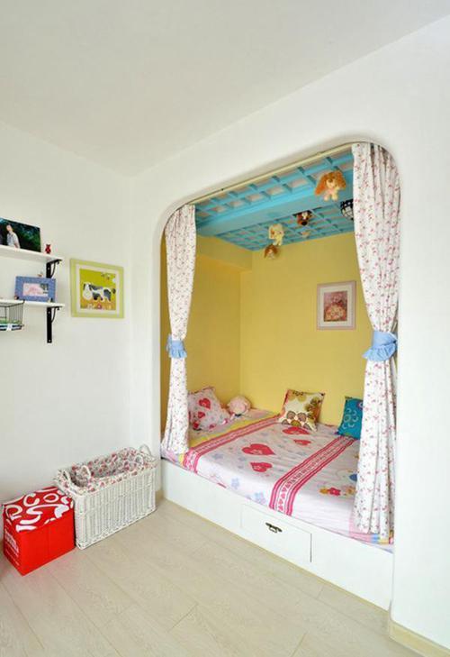 小户型卧室装修效果图大全