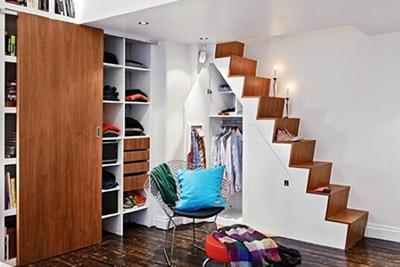 美式乡村小户型室内设计