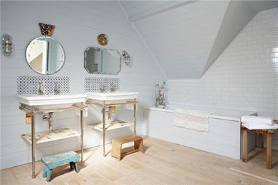 浴室装修效果图欣赏