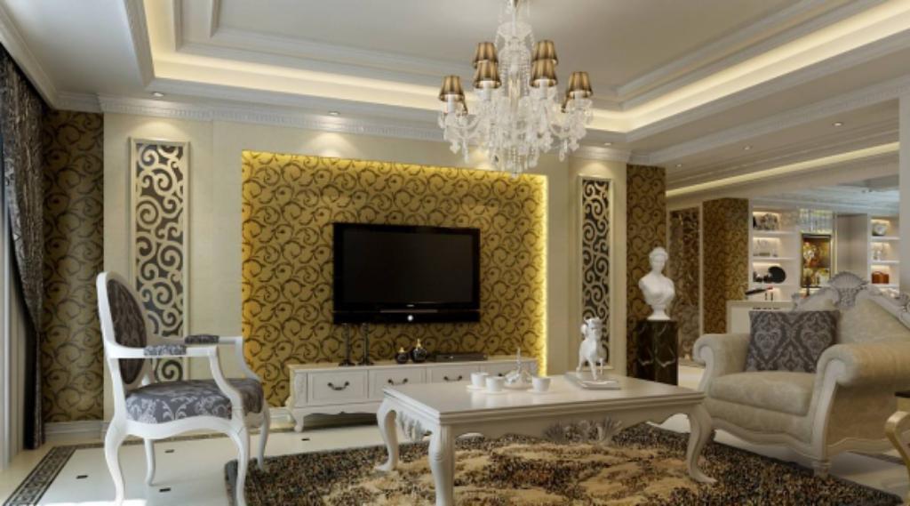 房子增值30%,全靠石材背景墙原料选得好!