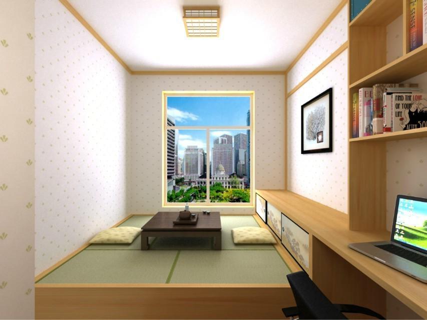 榻榻米打造日式朴素风格 榻榻米卧室装修注意事项