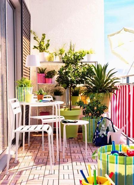 阳台改造开放式阳台设计