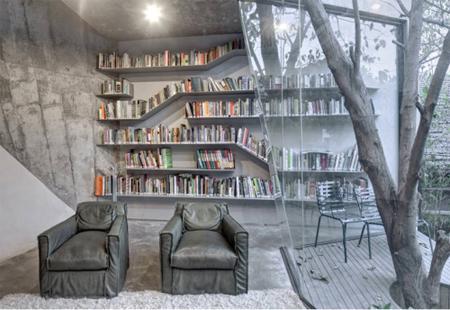 整体书柜创意书柜设计