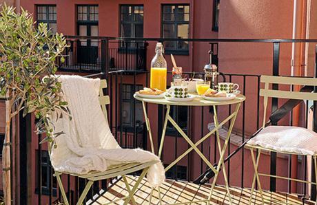 城市阳台的几种设计方法