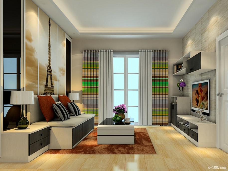 普通家庭客厅装修 客厅专修主要事项